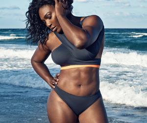 Serena Williams and tennis image