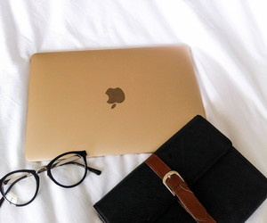 aesthetic, apple, and book image
