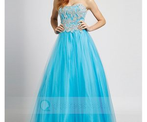 tulle prom dress, cheap prom dresses online, and prom dresses uk online image