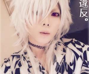 visual kei, nocturnal bloodlust, and cazqui image