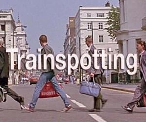 trainspotting, movie, and film image
