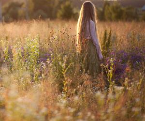 girl and Lithuania image