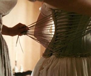 badass, corset, and daisy image