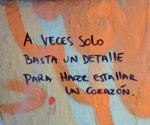 love, frases, and heart image