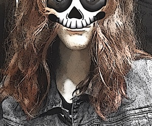 ginger, grunge, and snapchat image