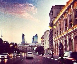 baku and azerbaijan image