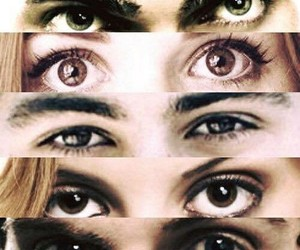 eyes, of, and teen image