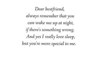 love, quotes, and bestfriend image