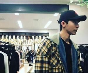 model, nam joo hyuk, and actor image