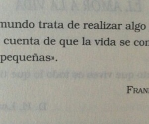 frases, quotes, and vida image