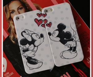 love is in the air, hard case, and disney cases image