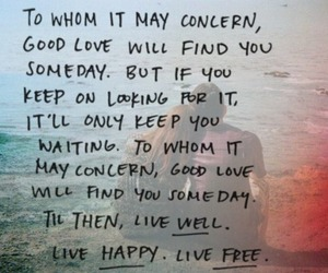 love, quote, and free image