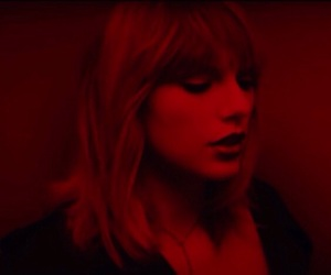 Taylor Swift, red, and idwlf image