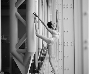 ballet, goals, and white image