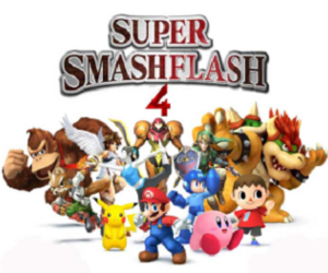 super smash flash, super smash flash 3, and super smash flash 2 image