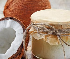 coconut oil, amazing coconut oil, and superfood coconut oil image