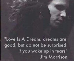 Jim Morrison, love, and quotes image