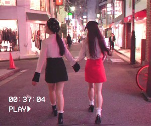 aesthetic and loona image