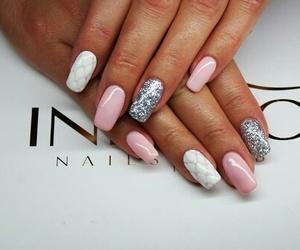 nails, nail art, and beautiful image