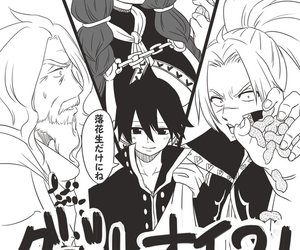 fairy tail, fairy tail zero, and zeref dragneel image
