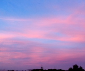 ibiza, pink, and peace image