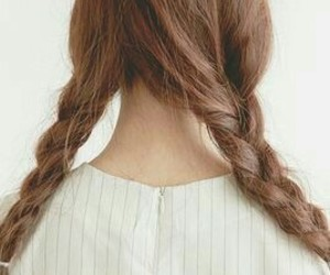 aesthetic and braid image
