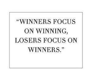 quotes, winner, and loser image