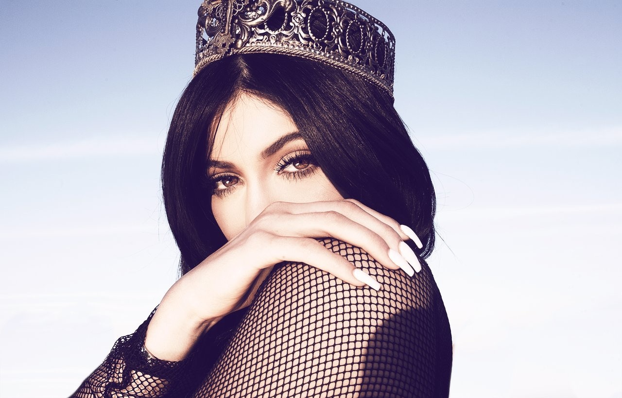 kylie jenner, kylie, and Queen image