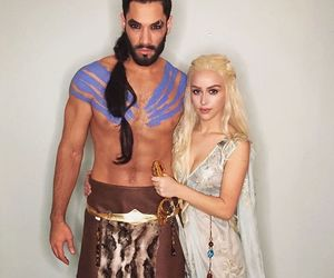 Halloween, game of thrones, and costume image