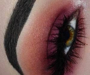 makeup, morphe brushes, and ashleyhawmakeup image
