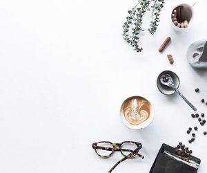 art, coffee, and chocolate image