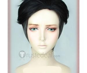 anime cosplay wig, yoi kazakhstan wig, and yuri on ice wig image