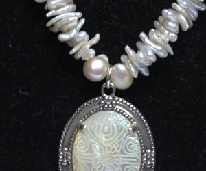 etsy, natural pearls, and valentine day sale image