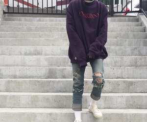asian, asian boy, and asian fashion image