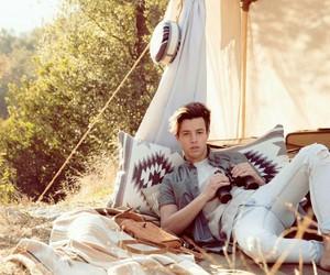 photoshoot, summer, and cameron dallas image
