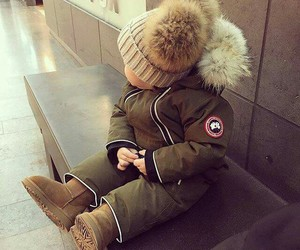 baby, outfit, and cute image