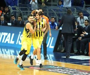 Basketball, euroleague, and kostas sloukas image