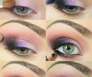 beautiful, black, and eyes image