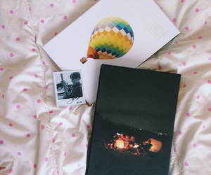album, baloons, and day image