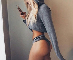body, booty, and goals image