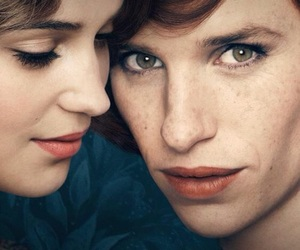 the danish girl, eddie redmayne, and film image