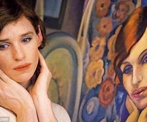 the danish girl, eddie redmayne, and movie image
