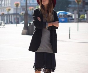 chic, outfit, and street style image