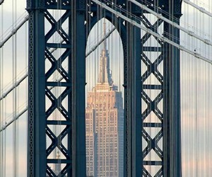 new york, nyc, and travel image