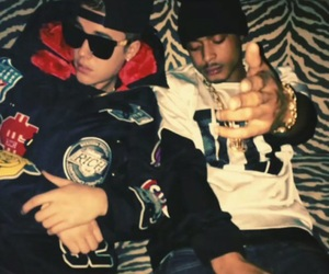 justin bieber and khalil image