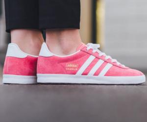 addidas, gazelle, and shoes image