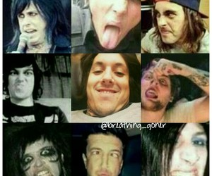 mcr, oliver, and vic image