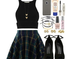 clothing, fashion, and Polyvore image