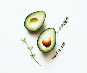 avocado, fit, and healthy image