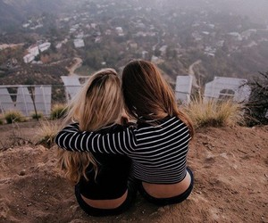 friends, hollywood, and friendship image